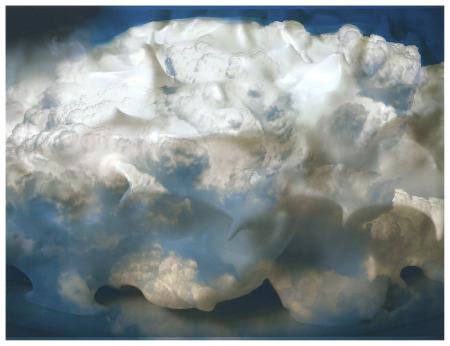 Buttercream Thunderhead, archival pigment print, 30 X 40